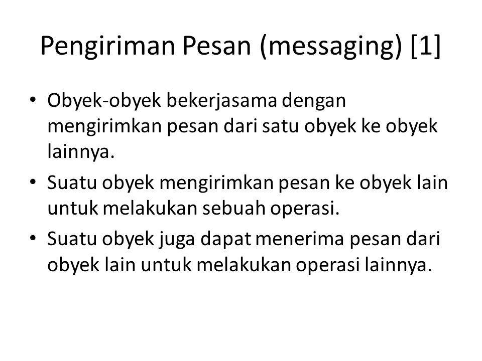 Pengiriman Pesan (messaging) [1]
